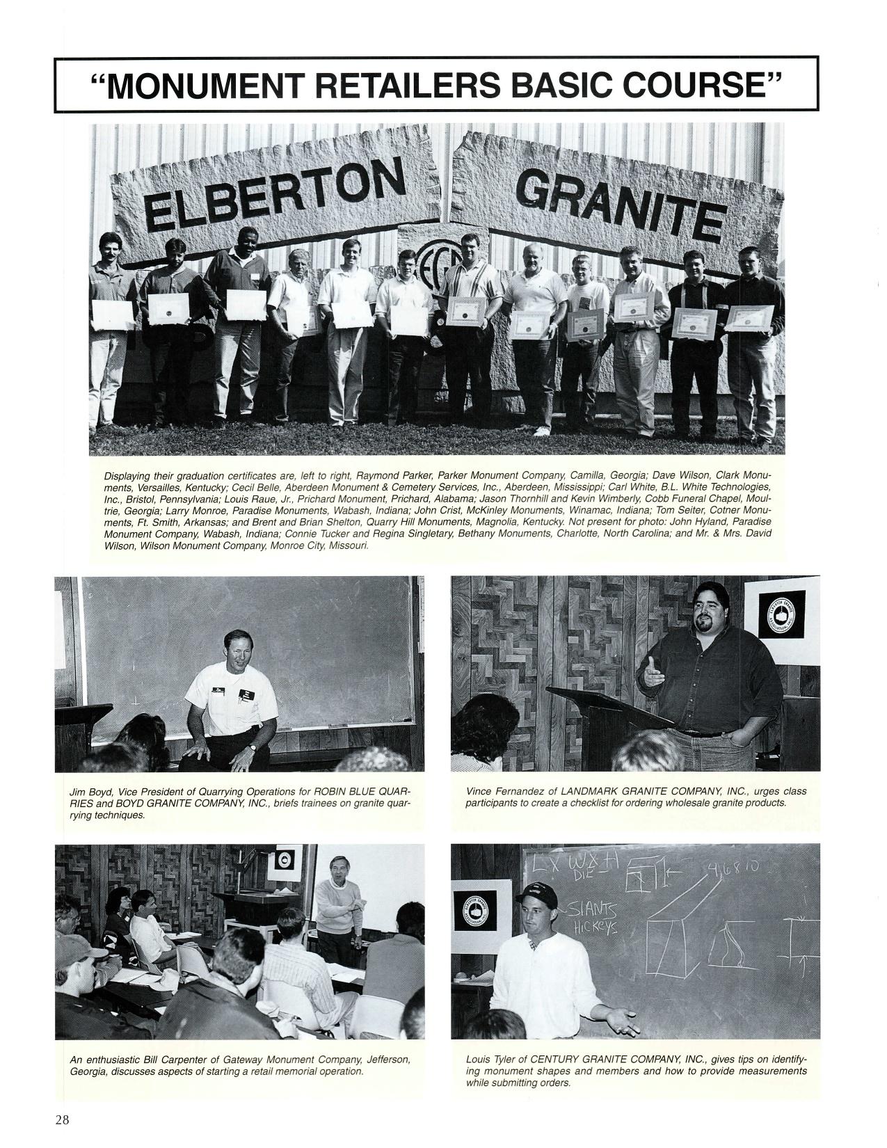 Spring 1997 | EGA Online